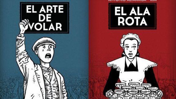 Resultado de imagen para Antonio altarriba cómics